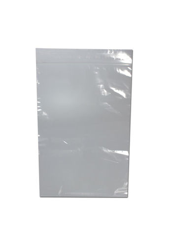 Zip-Beutel transparent 120x168mm (100stk)