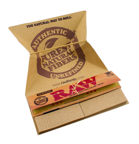 RAW Artesano KS Slim | Natural Unrefined Rolling Papers