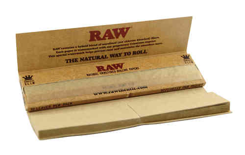 RAW Connoisseur KS Slim mit Filtertips