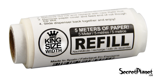 ELEMENTS 5m Rolls Refill KS King Size