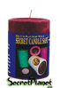 Secret Candle Safe