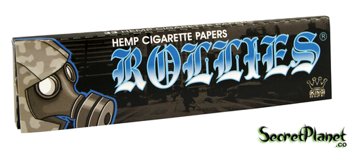 ROLLIES King Size Hemp Papers