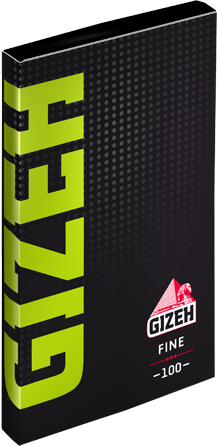 Gizeh Black Fine (Green)