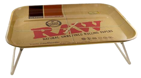 Rolling Tray RAW XXL with Base (50,5x38,5cm)