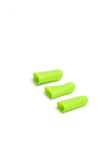 NOGOO Fingertips Green (3-Pack)