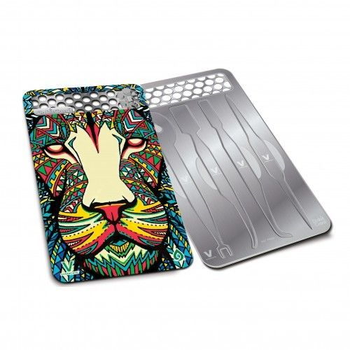 Grinder Card / Dabit Card Lion
