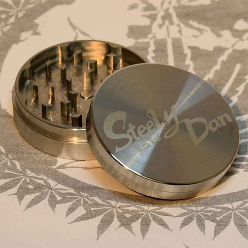 Steely Dan Stainless Steel Grinder D=59mm 2p