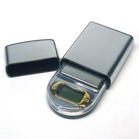 Dipse Lighter Scale 50 Digitalwaage 50g/0,01g (Zippo-Design)