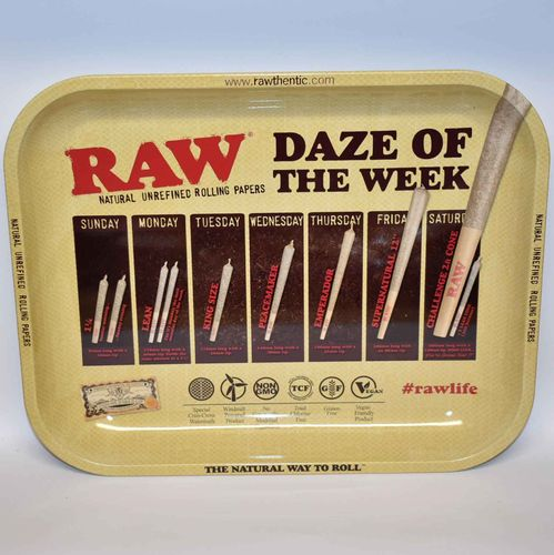 Drehunterlage Raw Daze Medium (33x27.5cm)