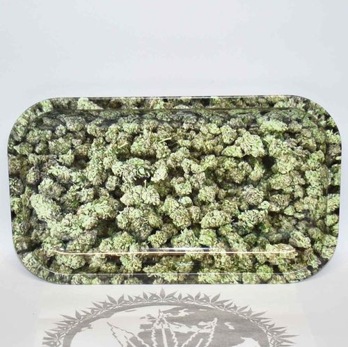 Rolling Tray V-Syndicate Buds (27x16cm)