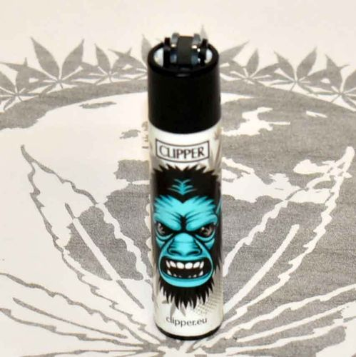Clipper Crazy Monster Blau