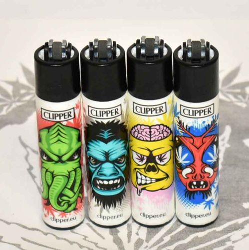 Clipper Crazy Monster Collection