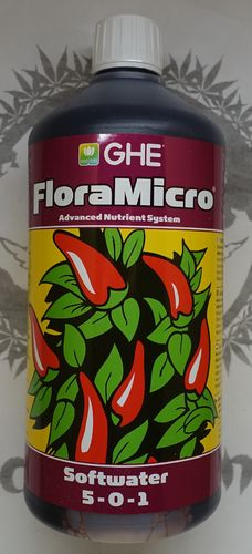 GHE Flora Micro SW 1 Liter