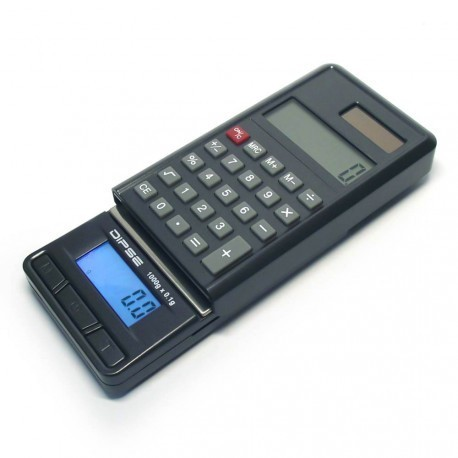 Dipse CA-1000 with Calculator (1000-0,1gr)
