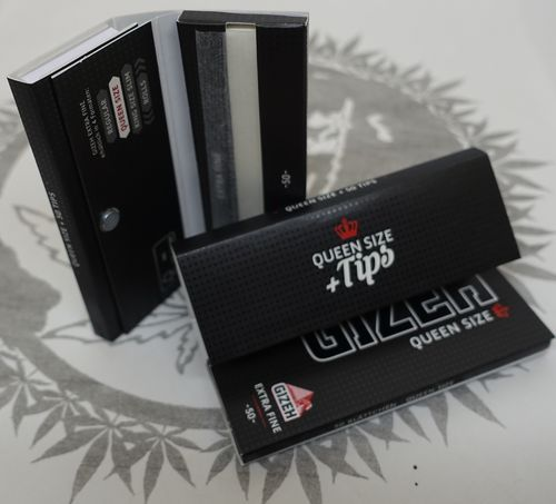 Gizeh Black Queen Size & Tips