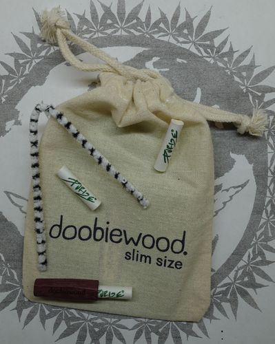 doobiewood®slim size Amaranth wood