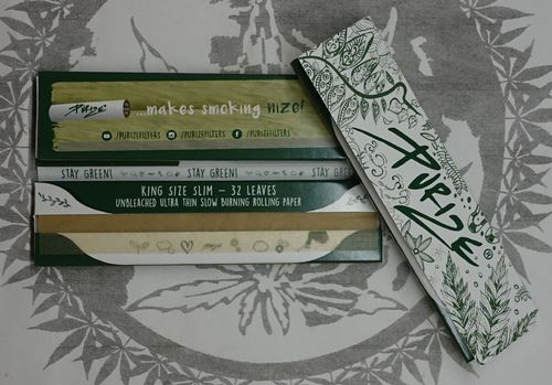 Purize Papers King Size
